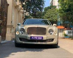 Bán  Bentley Mulsanne 6.75 V8 2010, màu trắng giá 9 tỷ 300 tr tại Hà Nội