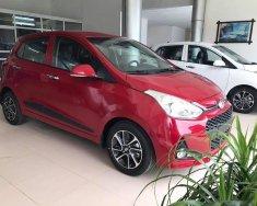 Bán Hyundai Grand i10 đời 2019, màu đỏ số sàn xe nội thất đẹp giá 364 triệu tại Khánh Hòa