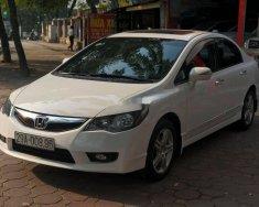Bán Honda Civic 2.0 AT 2010, màu trắng giá 420 triệu tại Hà Nội