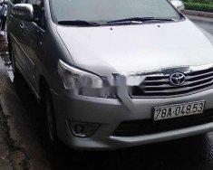 Cần bán xe Toyota Innova 2012, màu bạc, 410 triệu giá 410 triệu tại Phú Yên