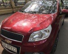 Cần bán Chevrolet Aveo sản xuất 2016, màu đỏ, giá 330Tr giá 330 triệu tại Tp.HCM