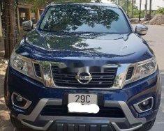 Bán Nissan Navara EL Premium  năm sản xuất 2018, màu xanh lam, nhập khẩu giá 570 triệu tại Hà Nội