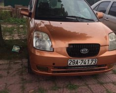 Bán xe Kia Morning sản xuất năm 2007, xe nhập chính hãng giá 135 triệu tại Phú Thọ