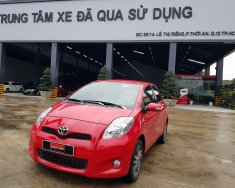 XE CỌP ĐI CỰC ÍT 14.700km DƯỚI 5xx! Yaris 1.5 RS 2013 màu đỏ, số tự động giá 520 triệu tại Tp.HCM