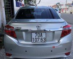 Xe Toyota Vios G AT sản xuất năm 2016, màu bạc giá 465 triệu tại Tây Ninh