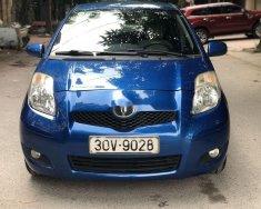 Cần bán Toyota Yaris AT 2009, màu xanh lam, nhập khẩu xe gia đình, giá 340tr giá 340 triệu tại Hà Nội