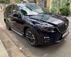 Cần bán xe cũ Mazda CX 5 2017, màu đen giá 715 triệu tại Tp.HCM