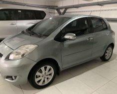 Cần bán lại xe Toyota Yaris đời 2012, màu bạc như mới giá 420 triệu tại Tp.HCM