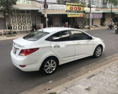 Bán Hyundai Accent 1.4AT đời 2012, màu trắng, nhập khẩu Hàn Quốc chính chủ giá 379 triệu tại Cần Thơ