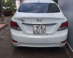 Cần bán Hyundai Accent AT đời 2014, màu trắng, nhập khẩu, giá tốt giá 410 triệu tại Đồng Nai