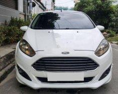 Bán Ford Fiesta đời 2015, màu trắng, số tự động  giá 396 triệu tại Tp.HCM