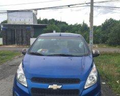 Cần bán Chevrolet Spark năm 2016, màu xanh lam, xe nhập giá 220 triệu tại Đồng Nai