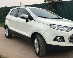 Cần bán gấp Ford EcoSport 1.5AT sản xuất 2014, màu trắng số tự động giá 405 triệu tại Nghệ An