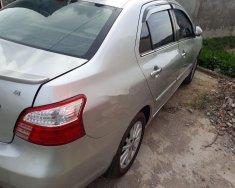 Cần bán lại xe Toyota Vios đời 2011, màu bạc giá 235 triệu tại Thái Bình