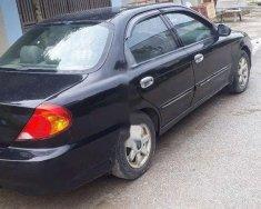 Cần bán lại Kia Spectra sản xuất năm 2005, màu đen, giá chỉ 90 triệu giá 90 triệu tại Nghệ An
