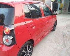 Cần bán gấp Kia Morning AT sản xuất 2012, màu đỏ, 255tr giá 255 triệu tại Tp.HCM