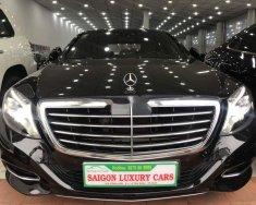 Cần bán gấp Mercedes S500L sx 2014, màu đen giá 2 tỷ 850 tr tại Tp.HCM