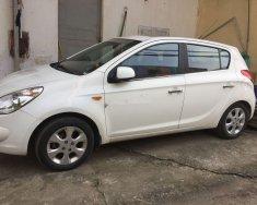 Cần bán gấp Hyundai i20 sản xuất 2011, màu trắng, nhập khẩu nguyên chiếc giá 325 triệu tại Hà Nội