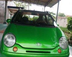 Cần bán lại xe Daewoo Matiz 2005, màu xanh lục xe gia đình giá 100 triệu tại Tây Ninh