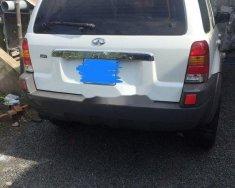Cần bán lại xe Ford Escape AT đời 2003, màu trắng giá 195 triệu tại Bình Dương
