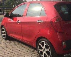 Cần bán gấp Kia Morning đời 2015, màu đỏ, chính chủ giá 305 triệu tại Tp.HCM
