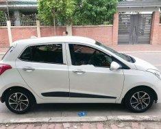 Cần bán Hyundai Grand i10 2018, màu trắng, xe như mới giá 360 triệu tại Hà Nội