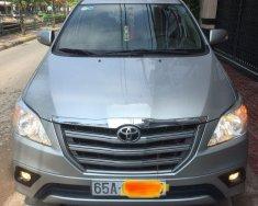 Cần bán lại xe Toyota Innova sản xuất 2015, màu bạc, 519tr giá 519 triệu tại Cần Thơ