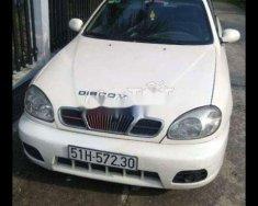Cần bán Daewoo Lanos đời 2002, màu trắng, xe nhập giá 80 triệu tại Tp.HCM