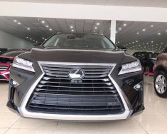 Bán ô tô Lexus RX350 đời 2020, màu đen, xe nhập giá 4 tỷ 450 tr tại Hà Nội