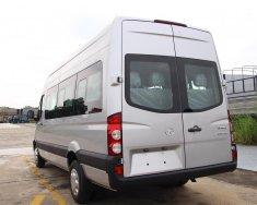 Xe du lịch JAC 16 chỗ M628A dòng xe thương mại tuyệt vời giá 300 triệu tại Tp.HCM