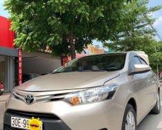 Cần bán Toyota Vios đời 2017, màu vàng xe nguyên bản giá 489 triệu tại Hà Nội