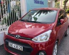 Bán Hyundai Grand i10 đời 2017, màu đỏ, nhập khẩu, giá 365tr giá 365 triệu tại Hà Nội