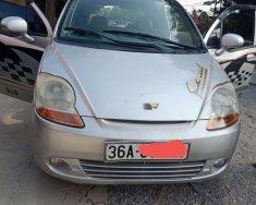 Cần bán xe Chevrolet Spark đời 2008, màu bạc xe nguyên bản giá 83 triệu tại Thanh Hóa