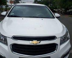 Cần bán lại xe Chevrolet Cruze năm 2017, màu trắng giá 405 triệu tại Tp.HCM