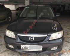 Bán Mazda 323 năm 2003, màu đen, giá chỉ 155 triệu giá 155 triệu tại Hòa Bình