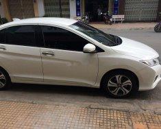 Bán xe Honda City sản xuất 2015, màu trắng, chính chủ giá 450 triệu tại Đồng Tháp