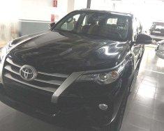 Cần bán xe Toyota Fortuner đời 2019, màu đen, số sàn, giá 933tr giá 933 triệu tại Tp.HCM