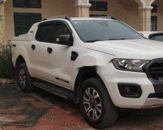 Bán Ford Ranger Wildtrak 2.0 4x4 2018, màu trắng, nhập khẩu chính chủ giá 840 triệu tại Hà Nội