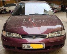 Bán Mazda 626 năm sản xuất 1996, màu đỏ, 85 triệu giá 85 triệu tại Hòa Bình