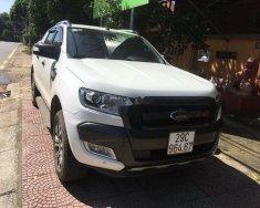 Cần bán Ford Ranger năm 2017, màu trắng, nhập khẩu   giá 780 triệu tại Hà Nội