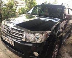 Bán ô tô Toyota Fortuner sản xuất 2009, màu đen, nhập khẩu chính hãng giá 560 triệu tại Đồng Nai