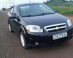 Bán Daewoo Gentra sản xuất năm 2008, màu đen, nhập khẩu xe gia đình giá 165 triệu tại Đắk Lắk