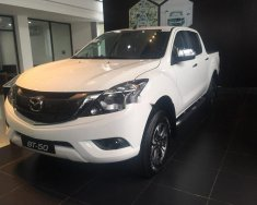 Bán xe Mazda BT 50 đời 2019, màu trắng, nhập khẩu nguyên chiếc giá 575 triệu tại Hà Nội