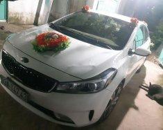 Cần bán Kia Cerato 2018, màu trắng, xe gia đình giá 485 triệu tại Tp.HCM