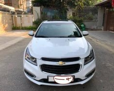 Bán ô tô Chevrolet Cruze LTZ 1.8 AT 2018, màu trắng số tự động giá 476 triệu tại Tp.HCM