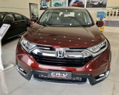 Bán Honda CR V năm sản xuất 2019, màu đỏ, xe nhập   giá 983 triệu tại Tp.HCM
