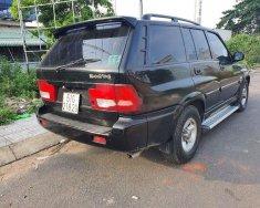 Cần bán Ssangyong Musso năm sản xuất 2004, màu đen, xe nhập  giá 145 triệu tại Tp.HCM
