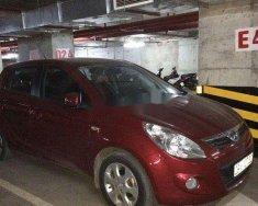 Bán xe Hyundai i20 năm sản xuất 2010, màu đỏ, xe nhập giá 330 triệu tại Cần Thơ