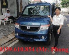 Xe bán tải Kenbo Van 2 chỗ 950kg, trả trước 70 triệu nhận xe giá 210 triệu tại Tp.HCM