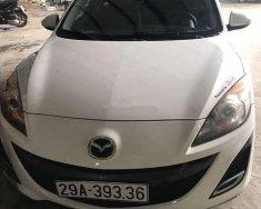 Bán Mazda 3 năm 2011, màu trắng, nhập khẩu, số tự động giá 300 triệu tại Hà Nội